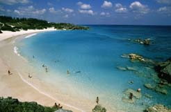 Travel the world and experience the wonder of Bermuda's Horseshoe Bay Beach: Protect your trip with SGIO Insurance